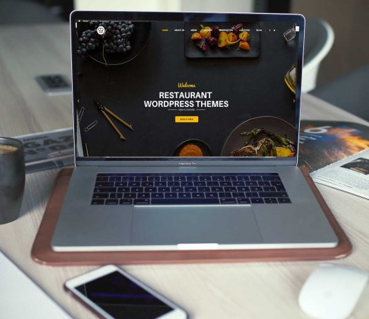 WordPress-Theme-4-Responsive-Catering-Website-Themes-for-Free-on-coreinfluencer